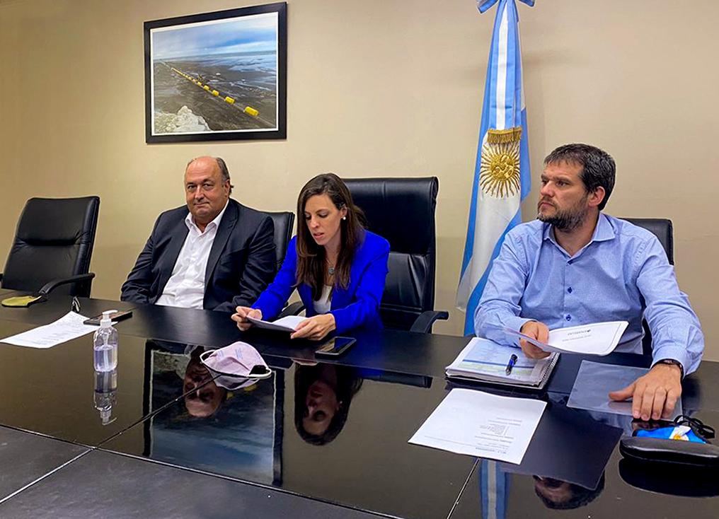 ENARGAS inauguró la Mesa de Innovación Tecnológica de Medidores Inteligentes