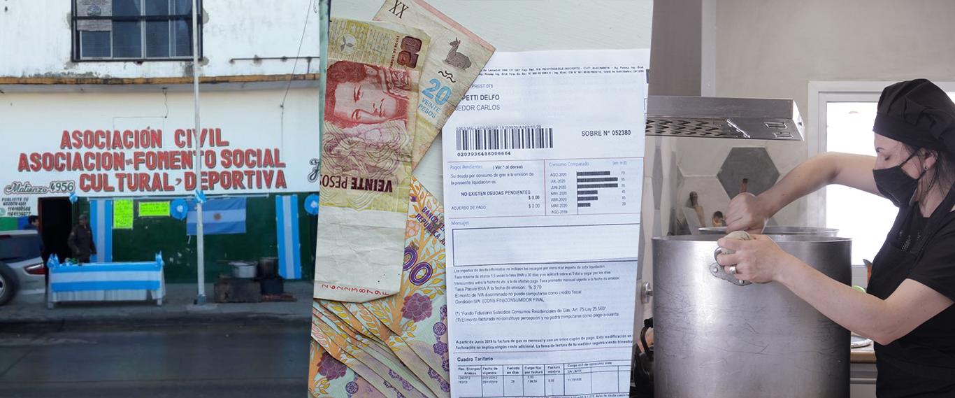 Logro de la Comisión de Entidades de Bien Público: Plan de facilidades de pago para una Asociación de Fomento de La Matanza