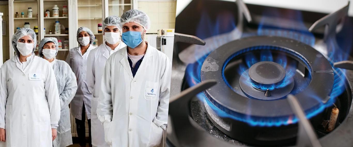 Cooperativa y empresa recuperada Farmacoop: ENARGAS se suma al trabajo de los Ministerios de Desarrollo Social y de Ciencia y Tecnología y logra condonación de deuda por 70.000 pesos