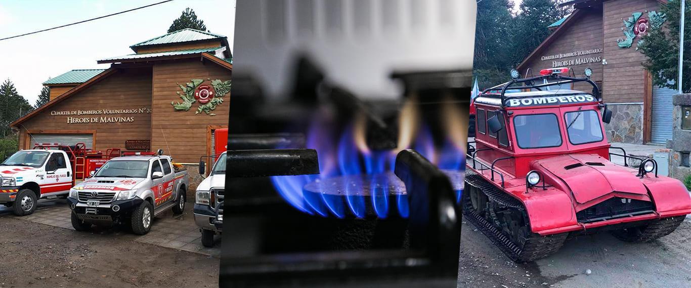 Logro de la Comisión de Entidades de Bien Público: se gestionó el ingreso de un cuartel de bomberos neuquino a la Tarifa Diferencial